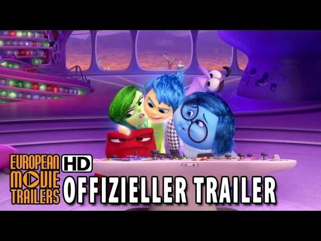 ALLES STEHT KOPF Offizieller Trailer German | Deutsch (2015) HD