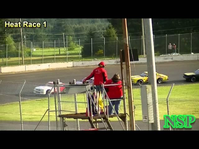 5-10-2014 Hobby Stocks Heat Race 1 South Sound Speedway