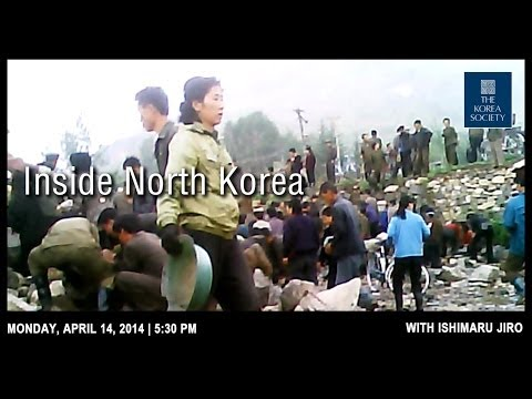 Inside North Korea with Ishimaru Jiro