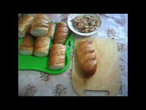 Быстрый бутерброд- шаурма на завтрак или ужин на гриле.