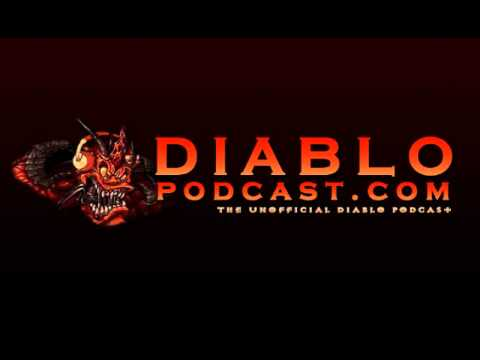 The Diablo Podcast #22: A Dungeon Journal for D3?