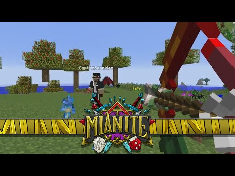 Minecraft: Mianite: THE BEST BOW IN MINECRAFT!!! [S2:E19]