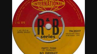 Watch Bo Diddley Pretty Thing video