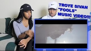 "Download Lagu Couple Reacts : Troye Sivan ""FOOLS"" Music Video Reaction!!! Gratis STAFABAND"