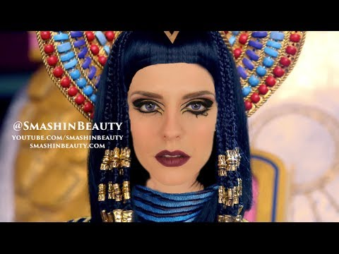 Katy Perry Dark Horse Makeup Tutorial