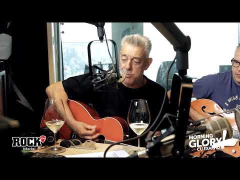 "Louis King, Eric Hofmans și Claudiu Purcărin-  ""You Never Can Tell"", live la Morning Glory"