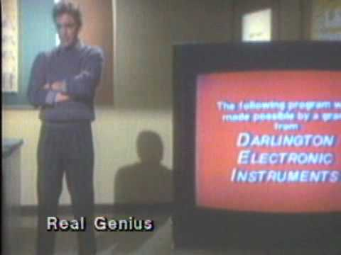 Real Genius is listed (or ranked) 14 on the list Movies Produced by Brian Grazer