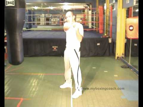 Boxing Techniques - The Boxing Stance Image 1