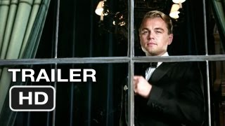 The Great Gatsby - The Great Gatsby Official Trailer #1 (2012) Leonardo DiCaprio Movie HD