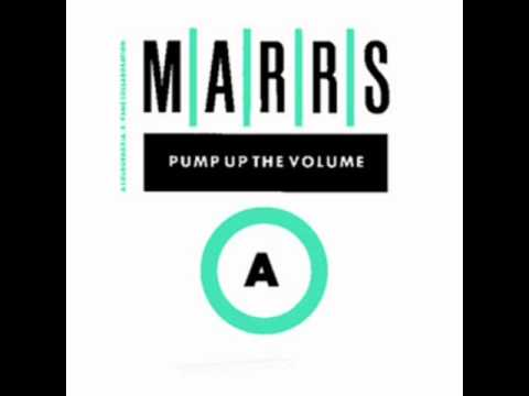 MARRS - Pump Up the Volume (U.S. Radio Edit)
