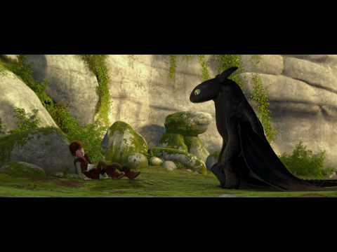 How to Train Your Dragon Few Scenes
