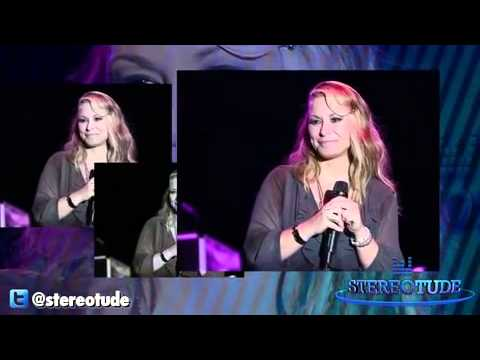 Anastacia - Official Video from Starpulse: Breast cancer 2013