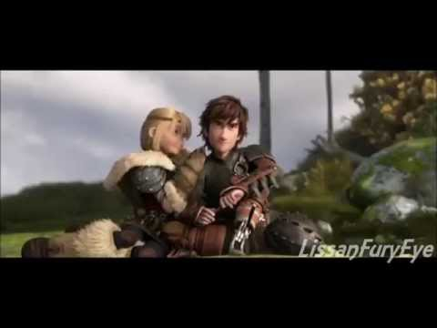 Hiccup and Astrid HTTYD 2~Heart Attack