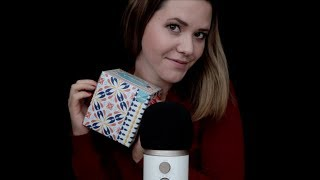 ASMR Einschlaf Haul ♡ Entspannende DM Produkte | Tapping Scratching & Tracing in German/Deutsch