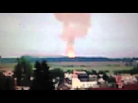 "URGENT: ""Explosion In Prague Czech"