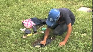 Salvadoreños comienzan a visitar los cementerios