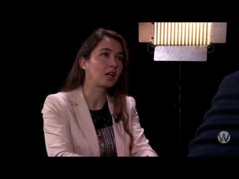 Het ontbreekt aan lef; Dick Veerman met Anne Marie Spierings
