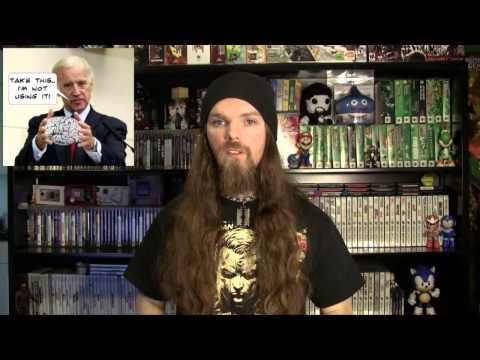 Joe Biden Wants to Tax All Violent Video Games
