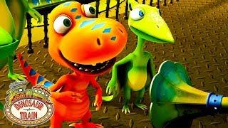 Buddy Has a New Hypothesis! | Dinosaur Train
