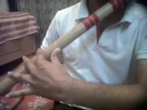 Indian National Anthem- JAN GAN MAN- Instrumental- on Flute-...