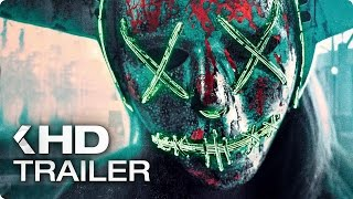 The Purge 3: Election Year ALLE Trailer & Clips German Deutsch (2016)