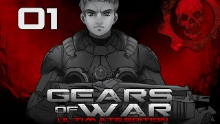 Gears of War Ultimate Edition Playthrough Part 1 - The Grenade of Justice