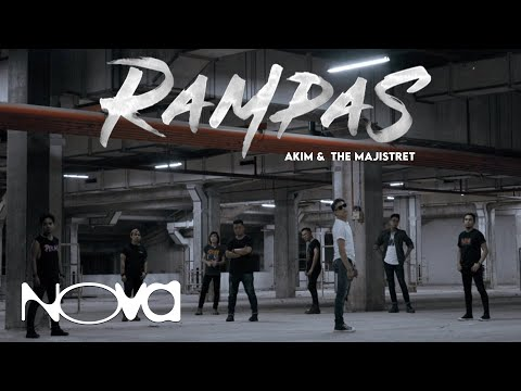 Download AKIM & THE MAJISTRET - Rampas (Official Music Video) Mp4 baru