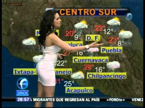 Mayte Carranco vestido blanco entallado escote transparente FTV