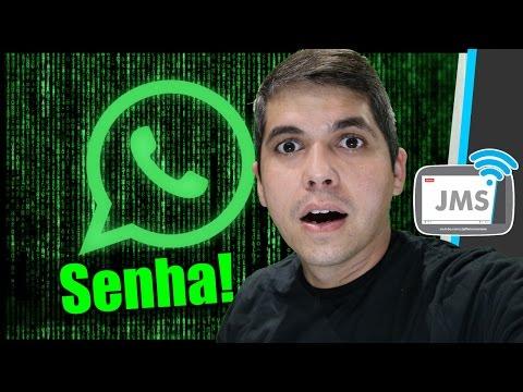 Como Colocar Senha em seu WhatsApp - Oficial