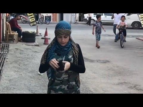 مسلسل ( الأزعر في تركيا ) الحلقة ( 1 ) ... جيفارا العلي