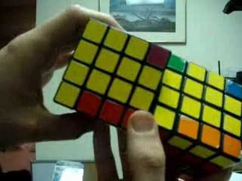 How to Solve a 4x4x4 Rubik's Cube - Part 3 - Parity Errors