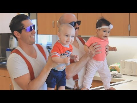Dancing Daddy Day Care: Field Trip