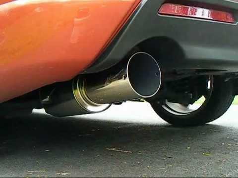 Mazda  Cat Back Exhaust