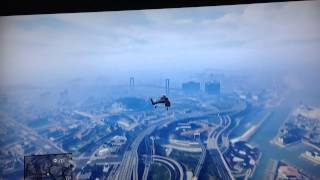 GTA V rare vehicles (Skylift helicopter)