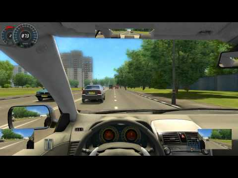►[Test] City Car Driving Simulator ᴴᴰ