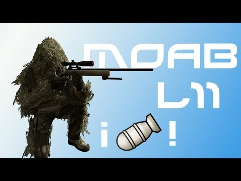 MOAB con la L11!! - Modern Warfare 3 - Dominio