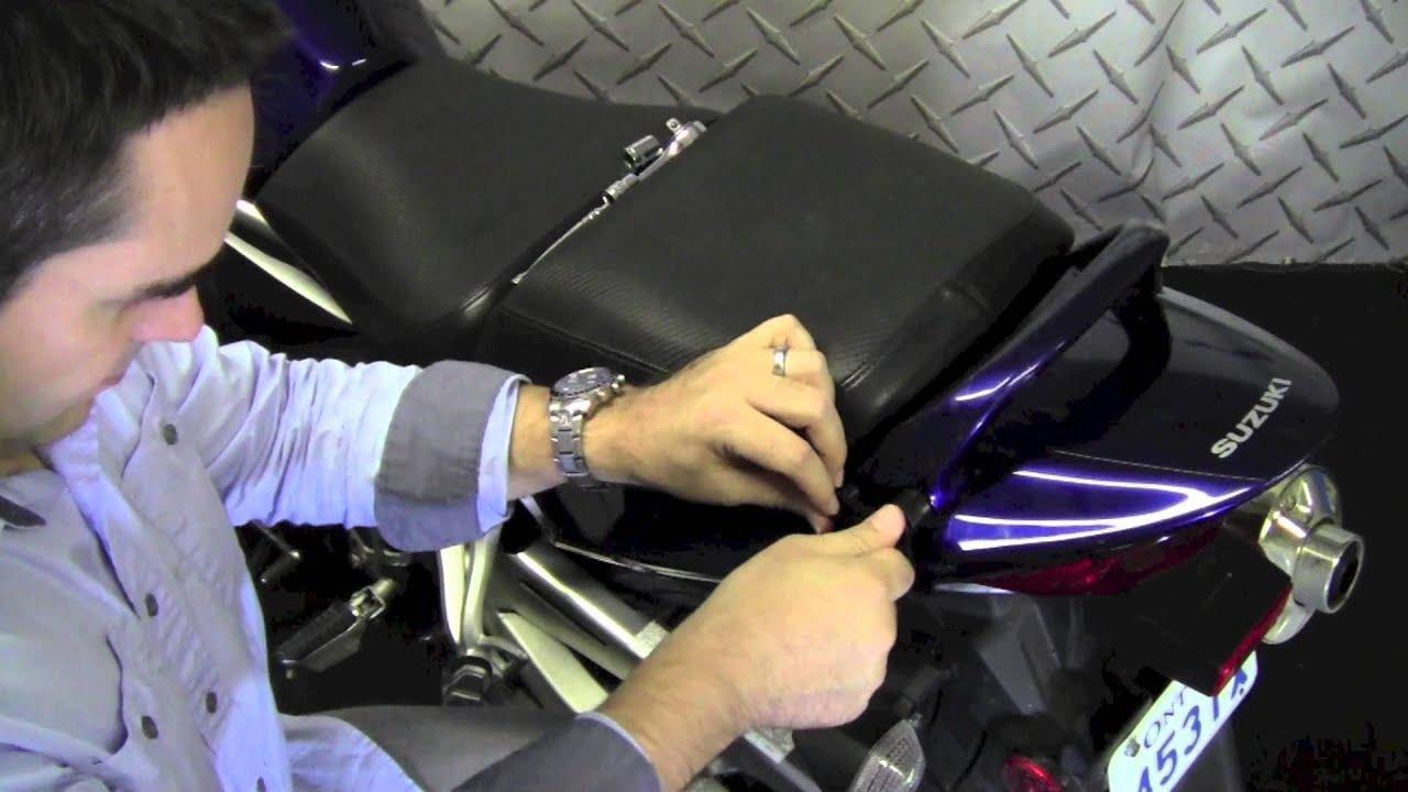 Suzuki Bandit Rack