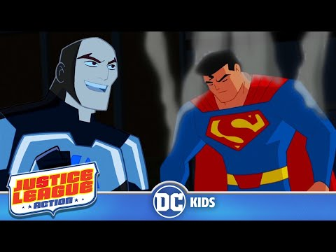 Justice League Action | It's A Trap! | Episode 5