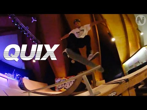 TEAM QUIX - PAT LAFLAMME, RILEY BENNETT AND MORE @457THEEDGE