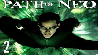 The Matrix: Path of Neo - Walkthrough Part 2 - They