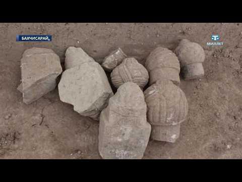 Древние могилы обнаружили в Бахчисарае при строительстве трассы «Таврида»