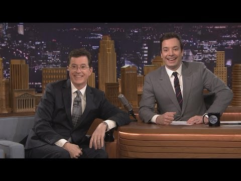 Tonight Show Starring Jimmy Fallon Preview 03/07/14
