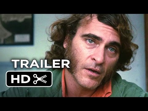 Inherent Vice TRAILER 1 (2014) - Jena Malone, Joaquin Phoenix Movie HD