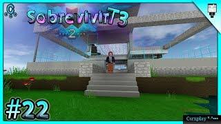 Mi segundo Furniture en Survival / Sobrevivir en Survivalcraft 2 2.1.14 Gameplay - Temporada 3 / #22