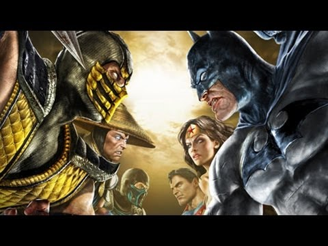 FUNNIEST FIGHTING GAME EVER!! – Multiplayer #16 (Mortal Kombat vs DC Universe Gameplay)