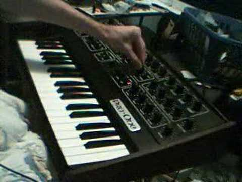 Tweaking a Sequential Circuits Pro-One