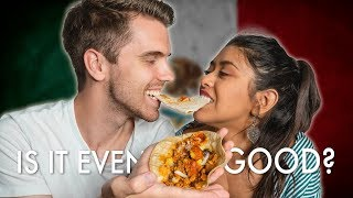TRYING MEXICAN FOOD IN GERMANY!