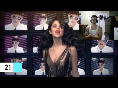 Selena Gomez - Music Evolution (2008 - 2017) (Reaction)