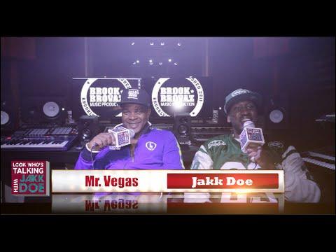 Pt.1- Reggae Star Mr.Vegas sits w/ Jakk Doe Talks [New Video,Reggae Losing Fans,Golden Era & more]