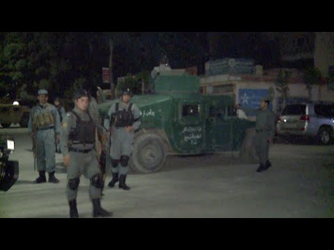 Kabul Hotel Attack Leaves Five Dead